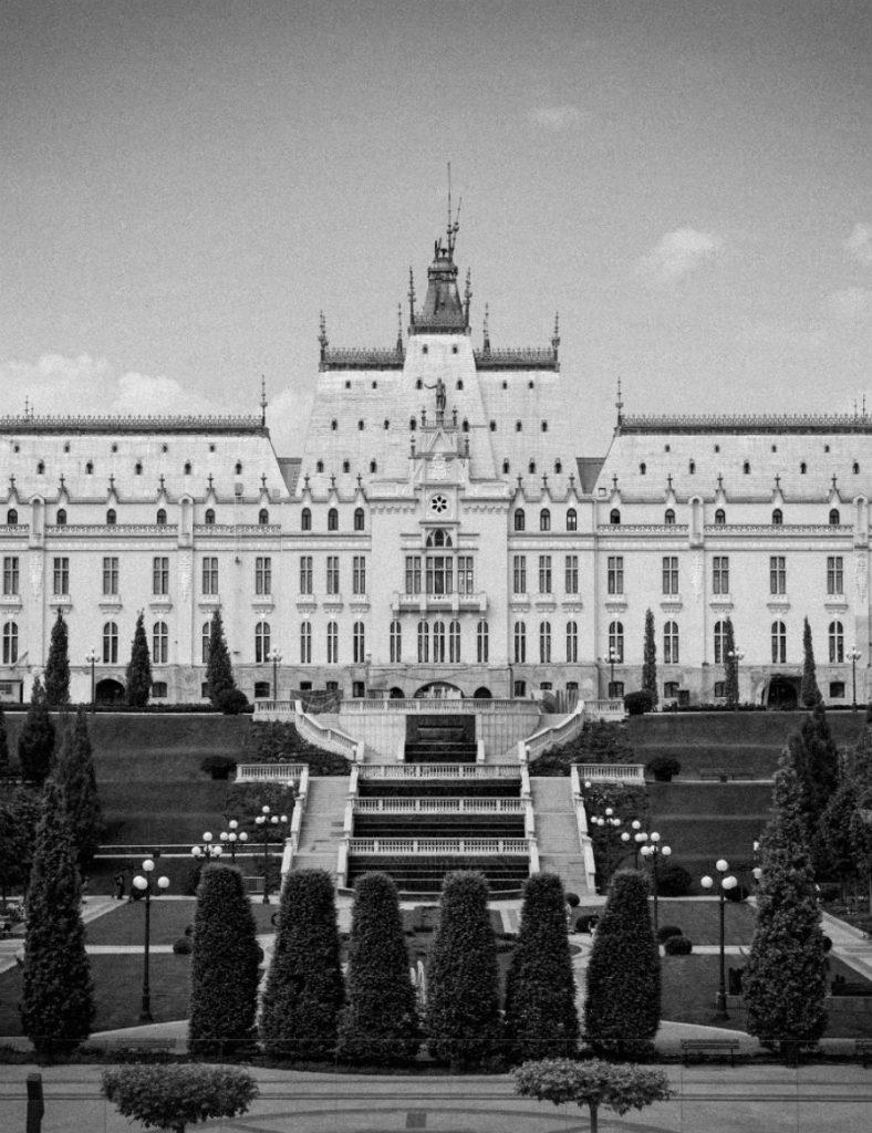 Palatul Culturii, Iași