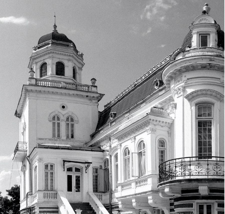 Palatul Marincu, Muzeul de Artă Calafat, Dolj