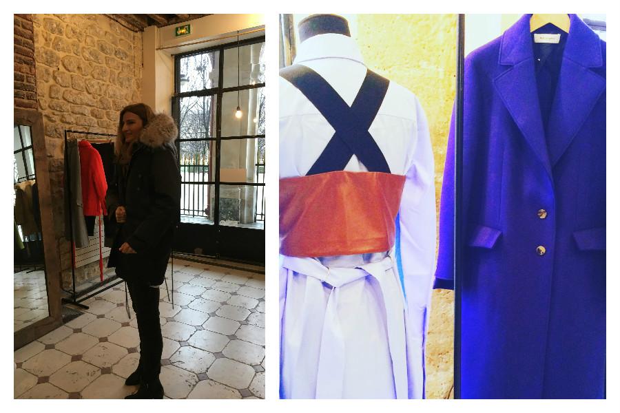 Paul & Yakov Paris Fashion Week