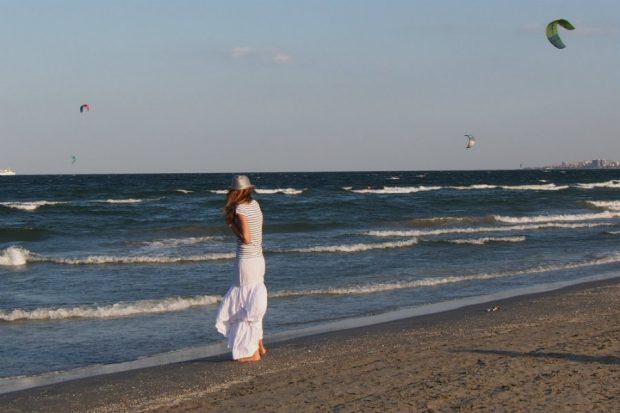 spring break seaside