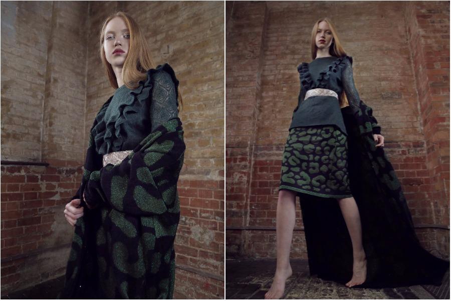 Ekaterina Kukhareva clothes