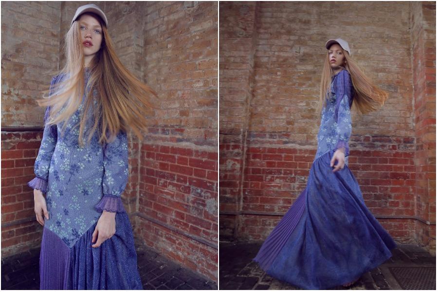 Ekaterina Kukhareva dresses