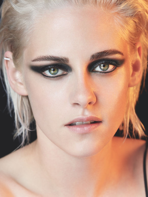 Kristen Stewart is the face for OMBRE PREMIÈRE collection from Chanel