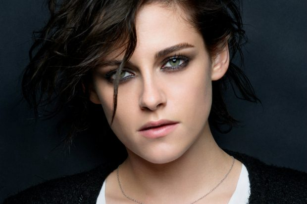 Kristen Stewart, the face of Gabrielle Chanel perfume