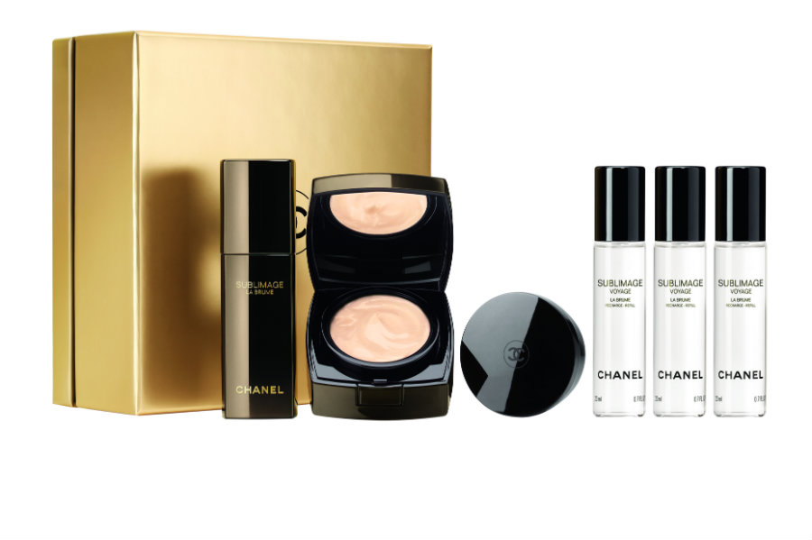 chanel sublimage voyage products