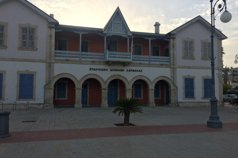 larnaca municipal art gallery