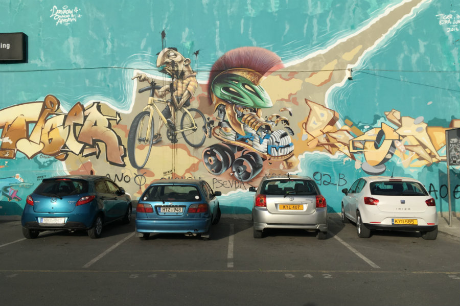 larnaca street art