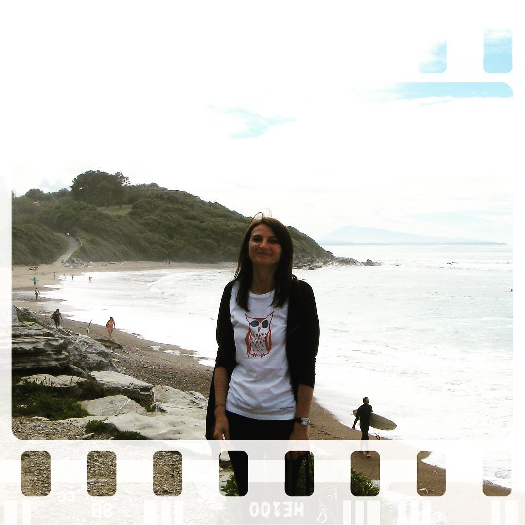 tbt BeforeIHaveMyInstagram Biarritz2013 memories sea sand beautifulday surferlife