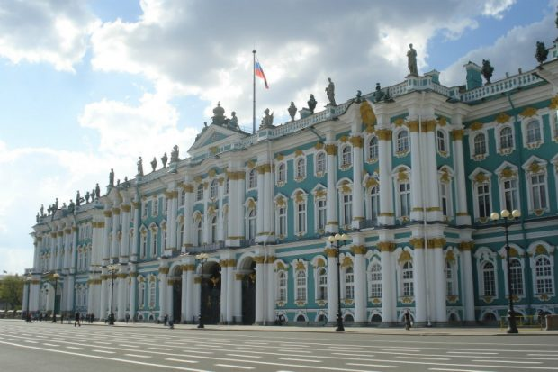 st-petersburg palace