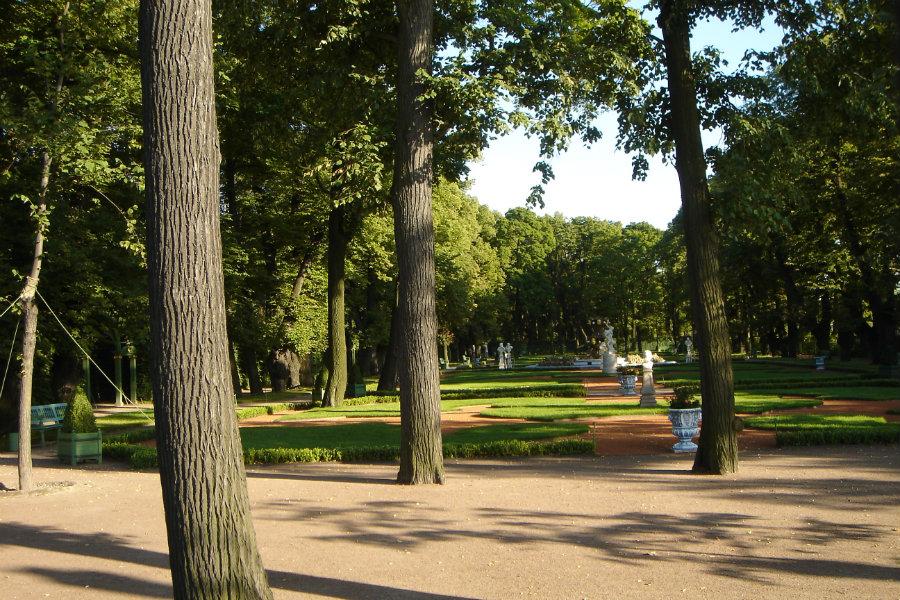 st petersburg park