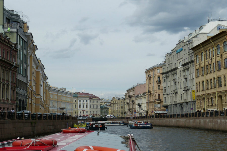 st-petersburg water