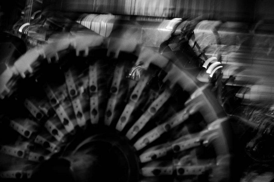 Peter Lindbergh/ Settimo Torinese, 2016 / Copyright: Peter Lindbergh