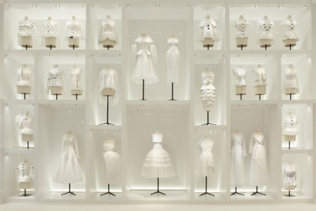 CHRISTIAN DIOR_ exhibition