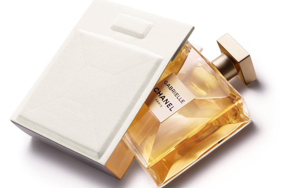 Gabrielle Chanel perfume bottle
