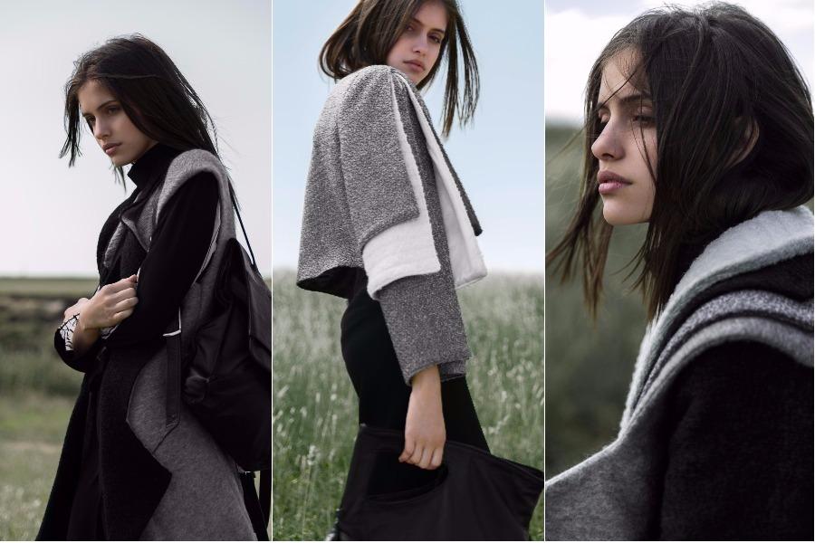 andreea plesa collection coats