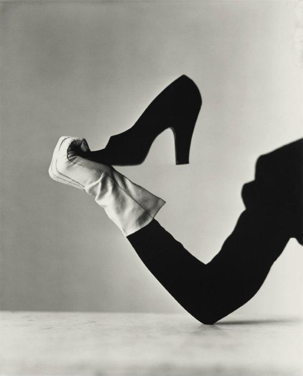 Glove Shoe Irving Penn