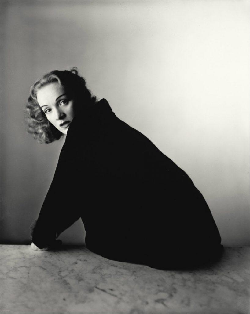 Marlene Dietrich Irving Penn