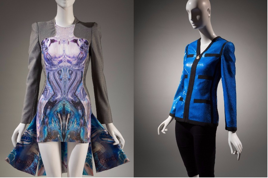 aqua exhibition fashion from the extreme