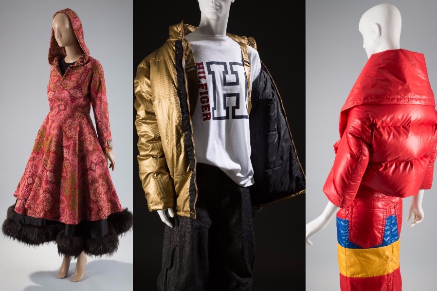 puffer exhibition fashion from extreme