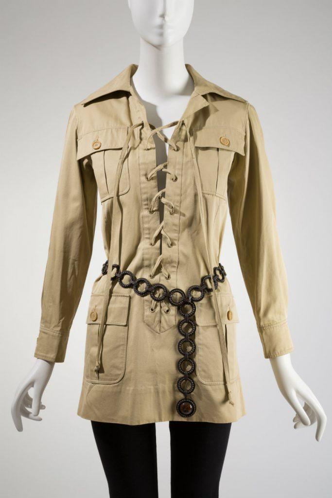 safari exhibition fashion from extreme