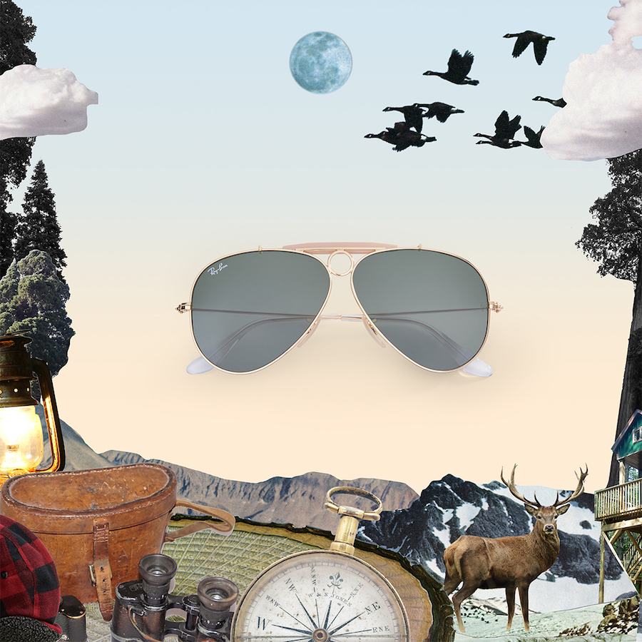 Ray Ban Reinvented_Aviator_Shooter