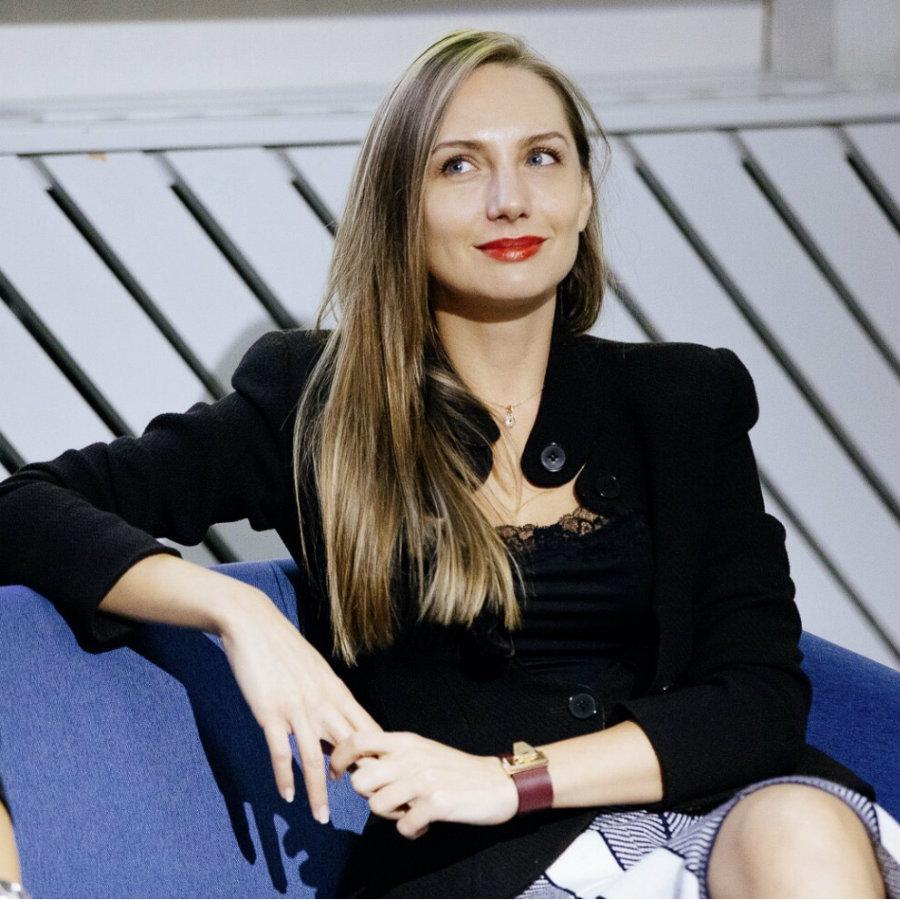 MATERIA conference Viorela Lucescu