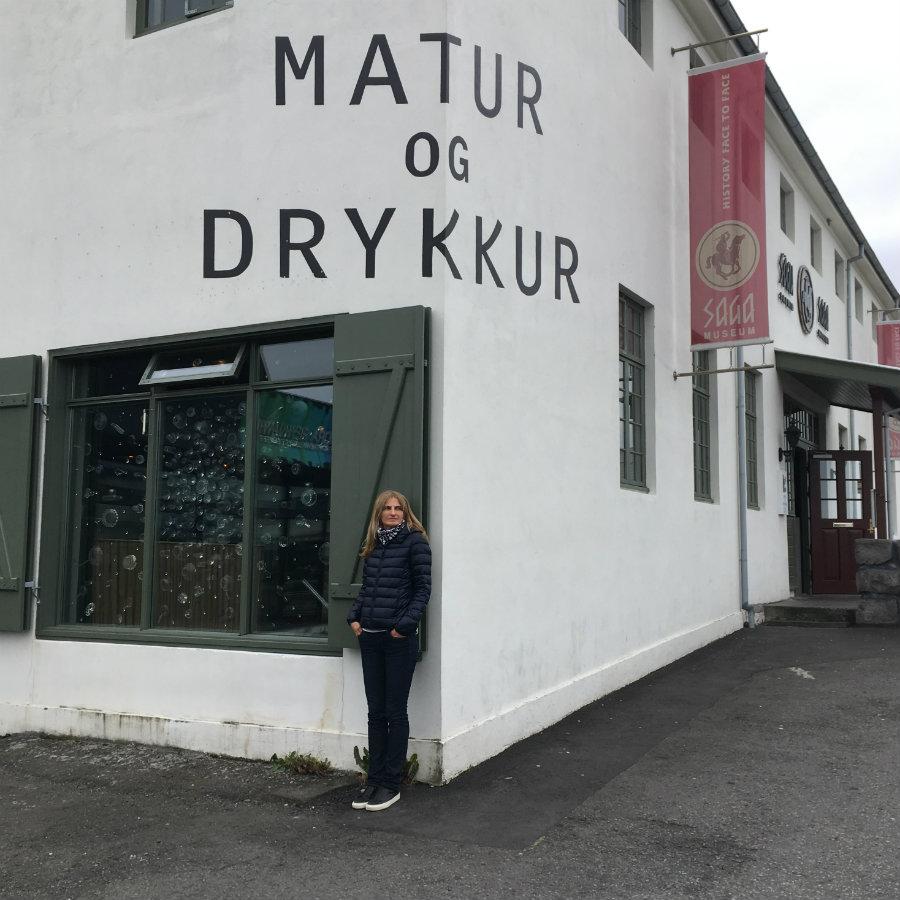 Matur og Drykkur Reykjavik