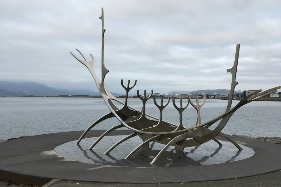 Reykjavik Utopic ship