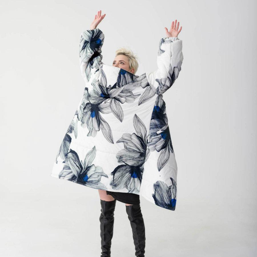 ioana ciolacu flower jacket