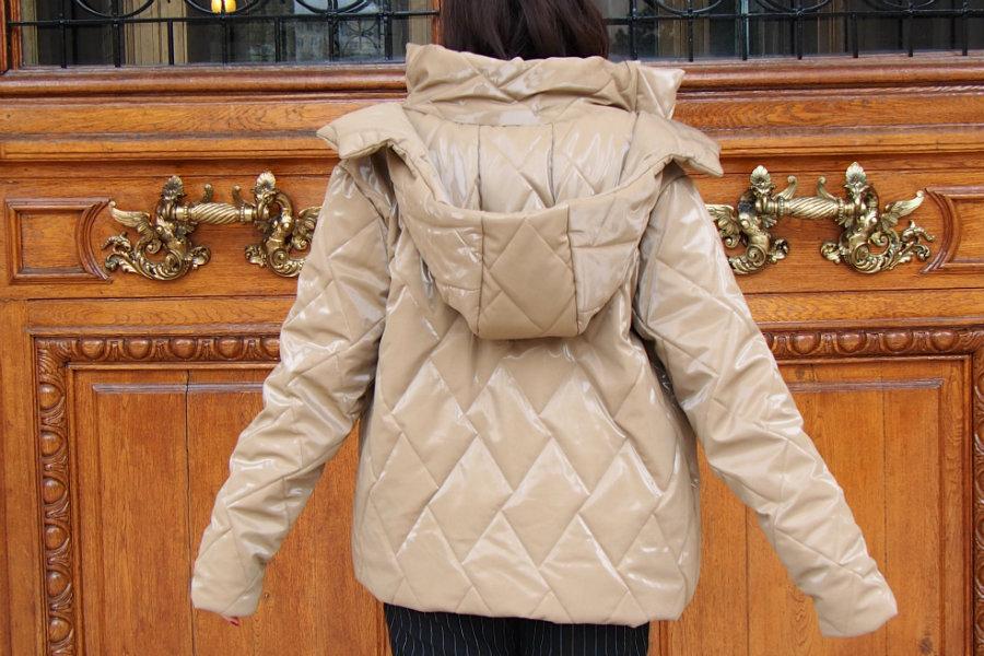 za scoolarz jacket back