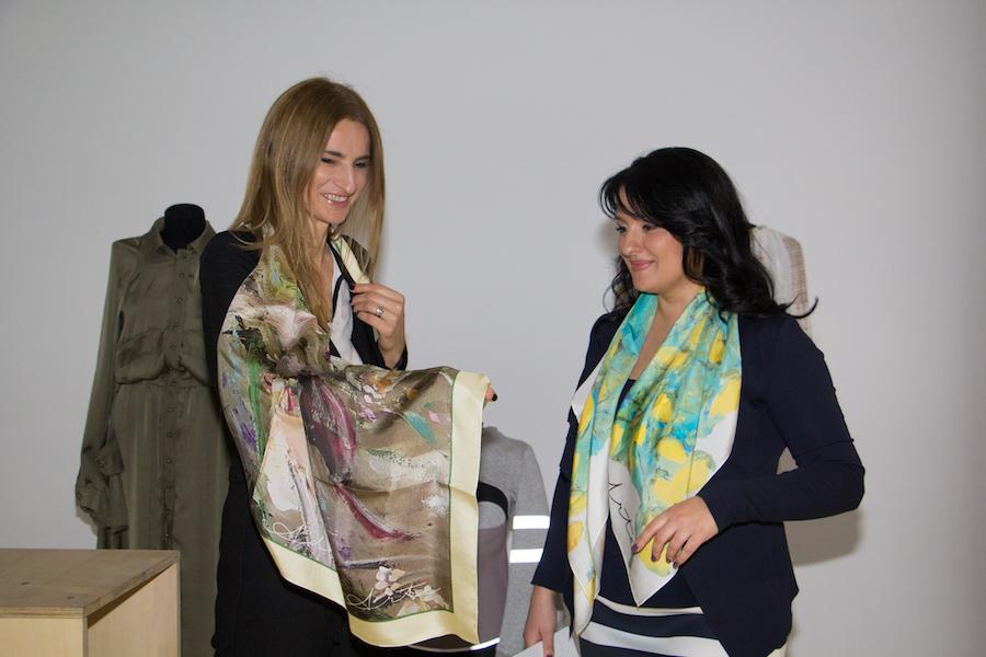 Alina Aliman & Adriana Repede