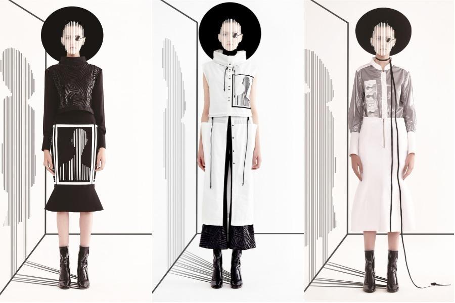 simon gao collection asian designers