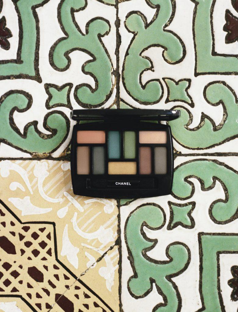 Chanel Neapolis ss2018 Palette