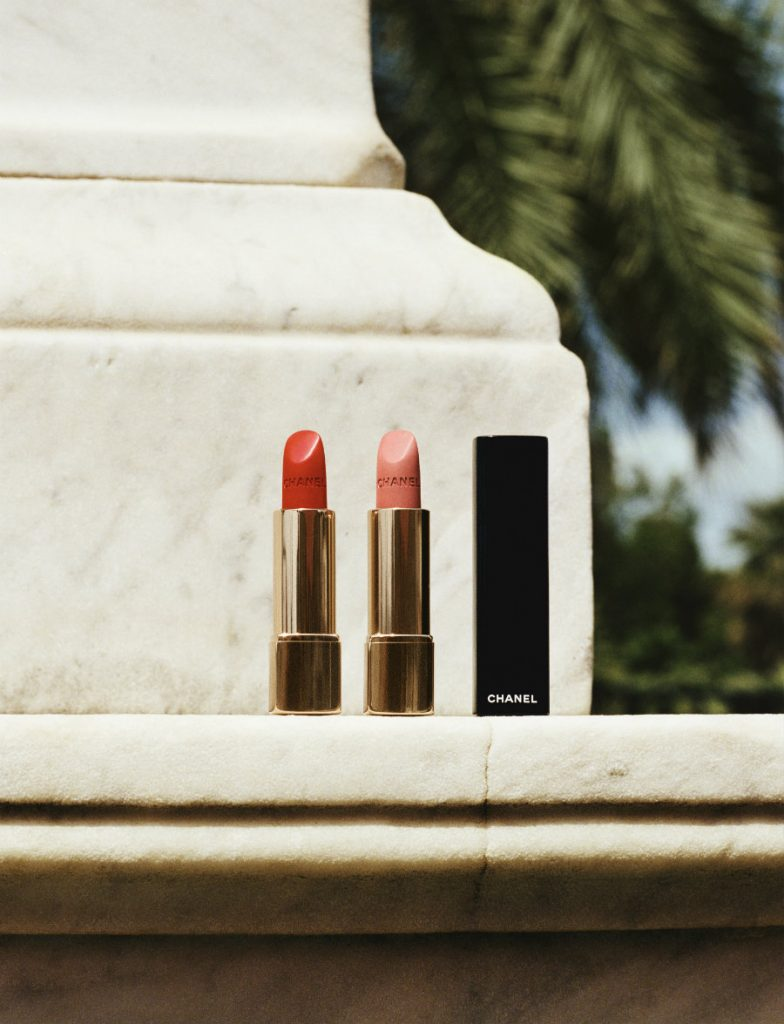 Chanel Neapolis ss2018 lipsticks