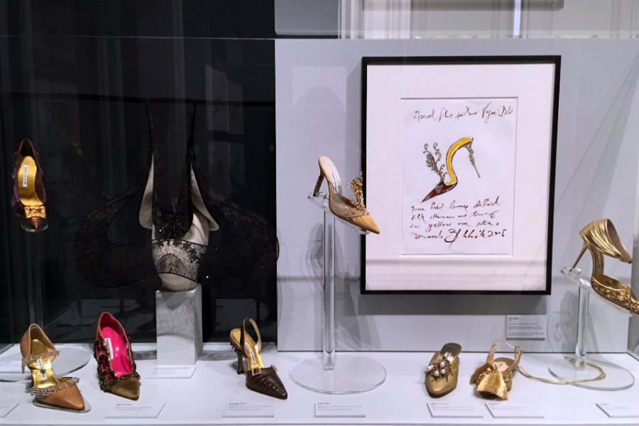 Vogue x Blahnik