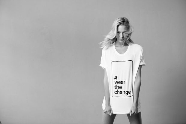 #WEARTHECHANGE