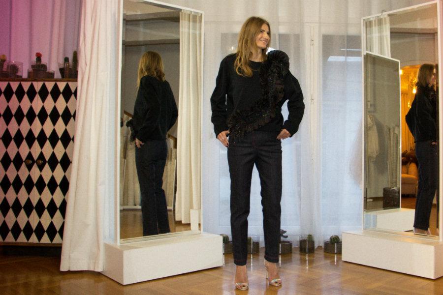 parlor mirror