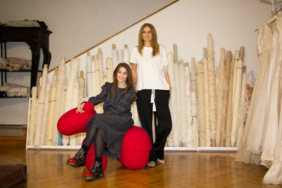 Veronica Zaharia & Alina Aliman