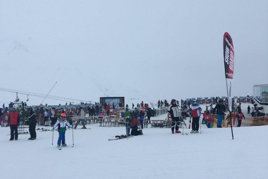 austria snow