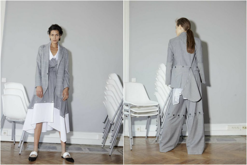 gauchere collection ss18