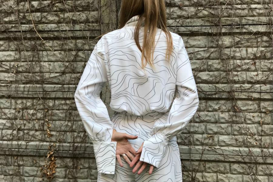 ioana ciolacu jumpsuit back white