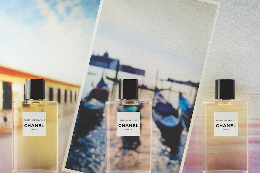 A Journey In A Bottle The New Les Eaux De Chanel Dreamingofnet