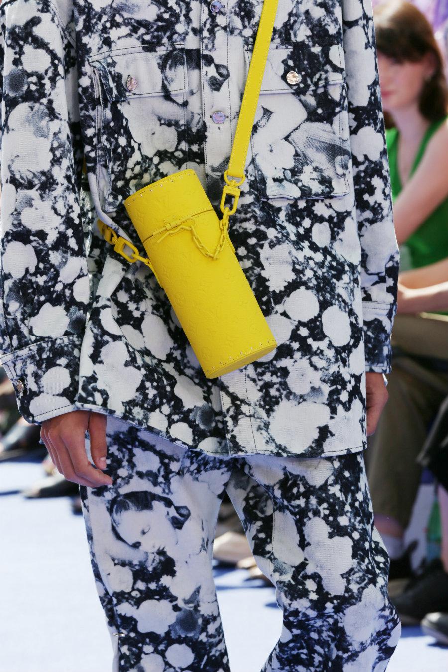 Louis Vuitton Men 2018 2019 yellow bag
