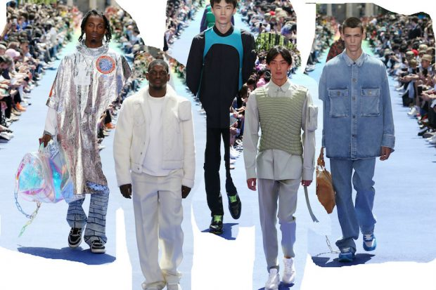 Louis vuitton men collection 2018 2019