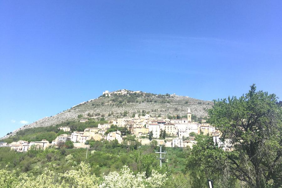 abruzzo landscape
