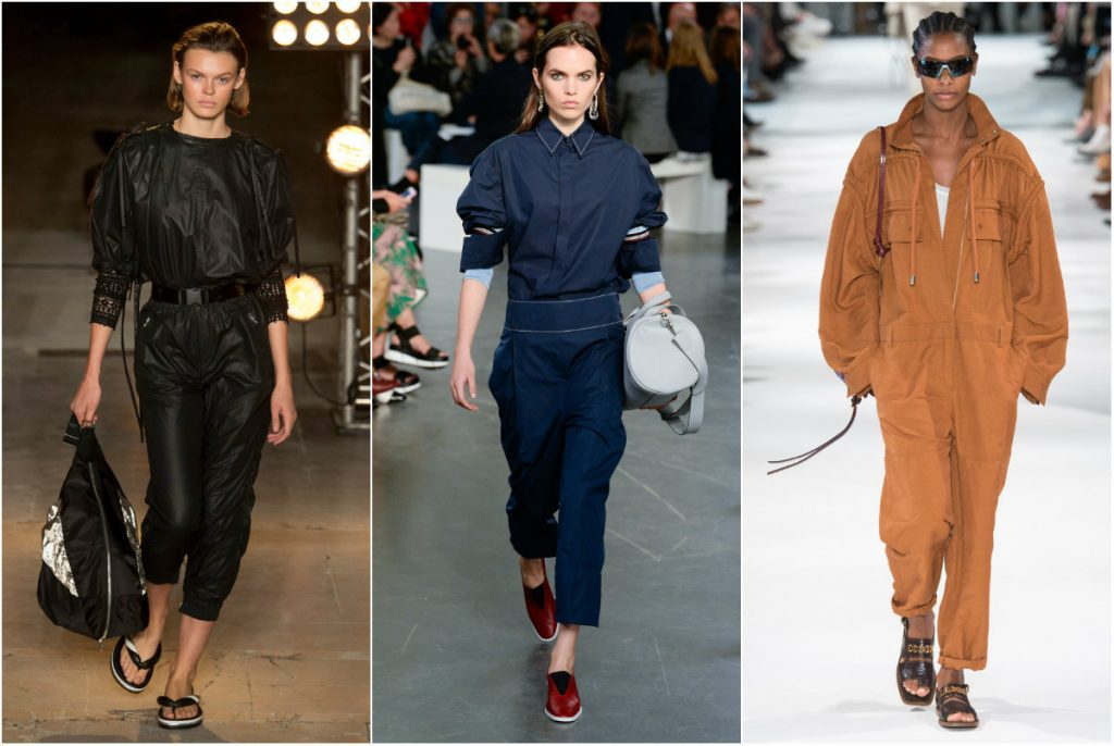 jumpsuit isabel marant stella mccartney sportmax