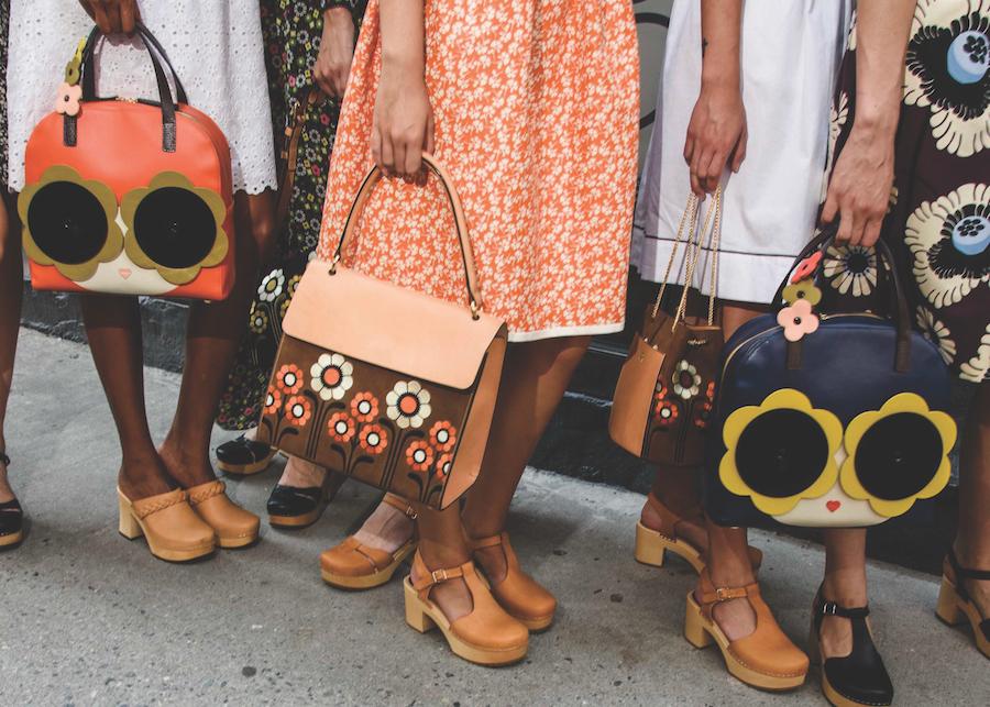 Orla Kiely Spring Summer 2017 New York Fashion Week © Orla Kiely