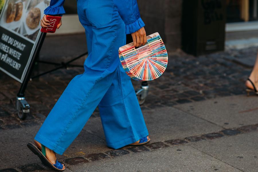 copenhagen fashion week street style ss19 bag detail