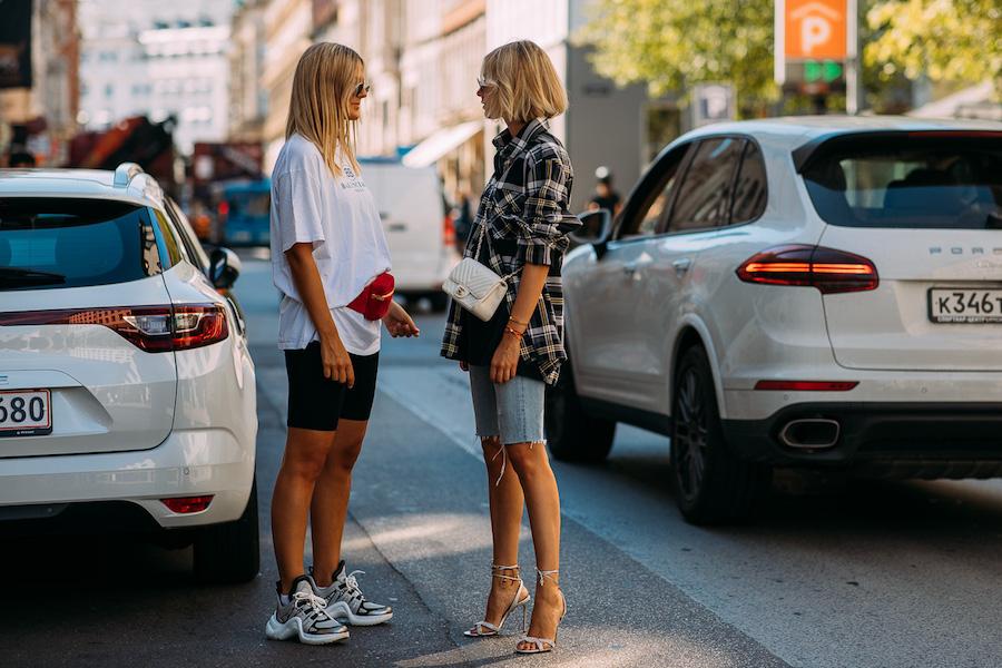 copenhagen fashion week street style ss19 sport