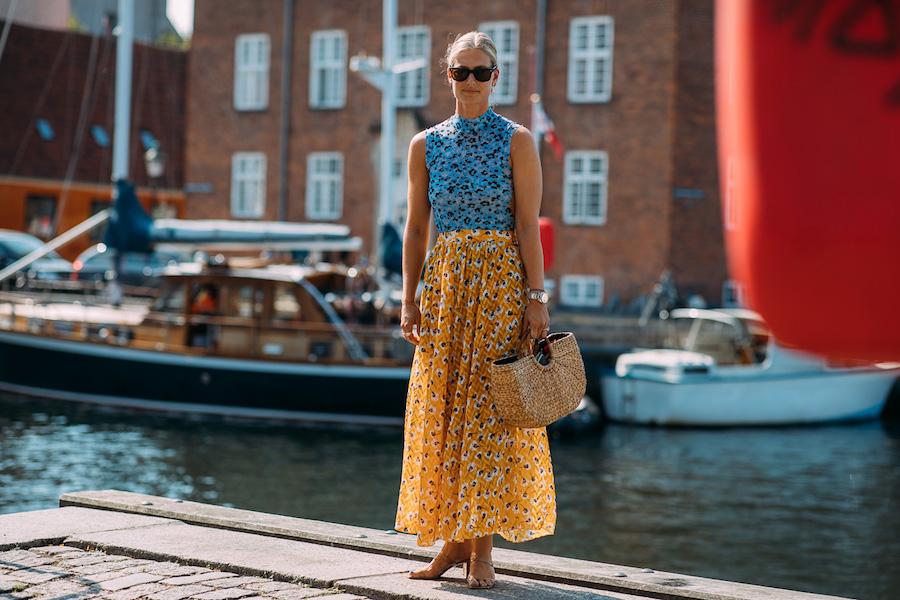 copenhagen fashion week street style ss19 water